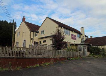 Thumbnail Pub/bar for sale in Panborough, Wells