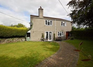 Thumbnail 3 bed detached house for sale in Budges Shop, Trerulefoot, Saltash, Cornwall