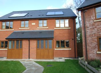 Thumbnail 3 bed semi-detached house for sale in River View Close, Boughrood, Brecon, 0Yz.