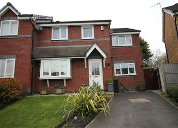 Thumbnail 4 bedroom semi-detached house for sale in Whiteoak View, Darcy Lever, Bolton, Lancashire
