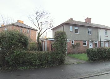 Thumbnail 3 bedroom semi-detached house for sale in Hollon Street, Morpeth