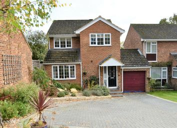 Thumbnail 3 bed detached house for sale in Inglewood Avenue, Camberley, Surrey