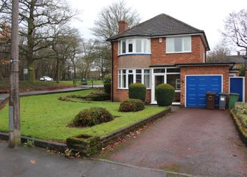 Thumbnail 3 bed detached house to rent in Bramcote Drive, Solihull, West Midlands