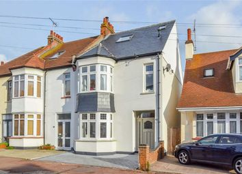 Thumbnail 4 bed end terrace house for sale in Lymington Avenue, Leigh-On-Sea, Essex