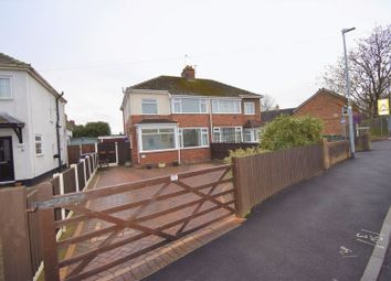 Thumbnail 3 bed semi-detached house for sale in Orleton Lane, Wellington, Telford