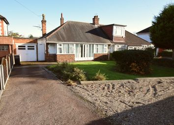Thumbnail 2 bed bungalow for sale in Loughborough Road, Birstall, Leicester