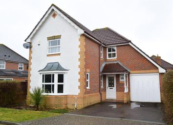 Thumbnail 4 bed detached house for sale in Blenheim Road, West Malling, Kent