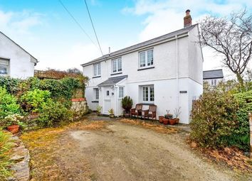 Thumbnail 3 bed detached house for sale in Cubert, Newquay, Cornwall