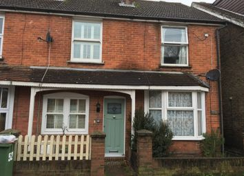 Thumbnail 2 bed semi-detached house to rent in Trafalgar Road, Horsham