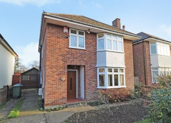 Thumbnail 3 bed detached house for sale in Durnford Way, Cambridge