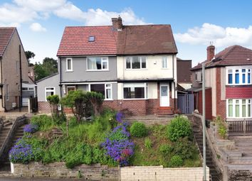 Thumbnail 3 bed semi-detached house for sale in Greenhill Ave, Greenhill
