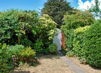 Thumbnail 3 bed terraced house for sale in Paddock Gardens, Lymington