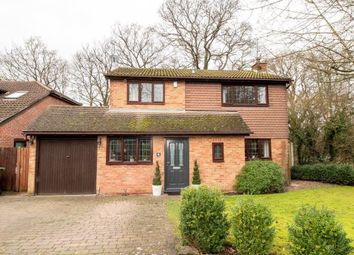 Thumbnail 3 bed detached house for sale in Minden Close, Chineham, Basingstoke