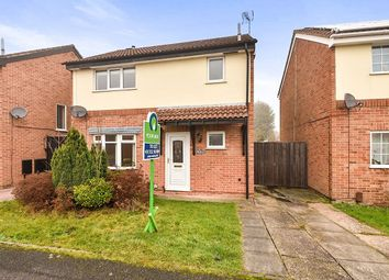 Thumbnail 3 bed detached house to rent in Peebles Close, Sinfin, Derby