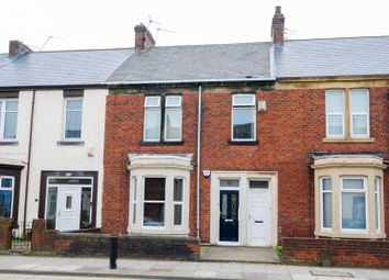 Thumbnail 2 bed flat for sale in Victoria Road East, Hebburn
