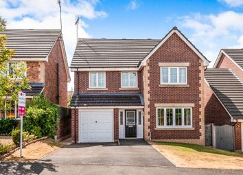 Thumbnail 6 bed detached house for sale in Havensfield Drive, Clarendon Park, Tean