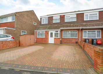 Thumbnail 4 bed semi-detached house for sale in Beech Drive, Broadstairs