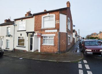 Thumbnail 3 bed end terrace house for sale in Lower Adelaide Street, Northampton, Northamptonshire