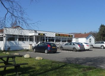 Thumbnail Restaurant/cafe for sale in Newtonmore, Highland