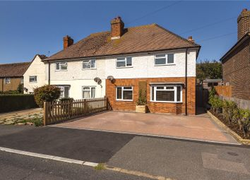 Vale Road, Seaford, East Sussex BN25. 3 bed semi-detached house
