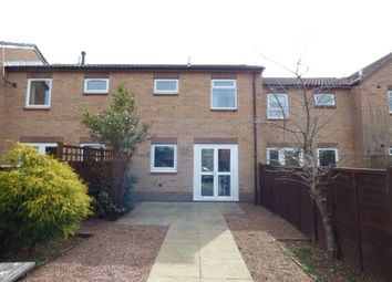 Thumbnail 2 bed terraced house to rent in Dowsland Way, Taunton
