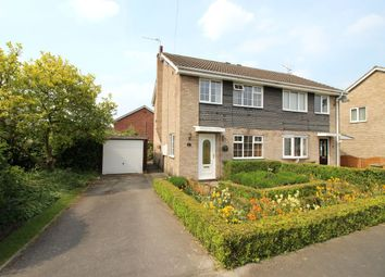 Thumbnail 3 bed semi-detached house for sale in Helston Road, Normanton
