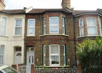 Thumbnail 4 bedroom terraced house to rent in Bentham Road, London