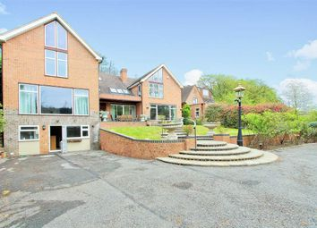 Thumbnail 6 bed detached house for sale in Dean Lodge, Long Bottom Lane, Jordans, Beaconsfield