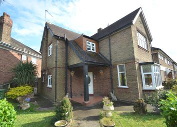 Thumbnail 3 bed detached house for sale in Hillburn Road, Wisbech