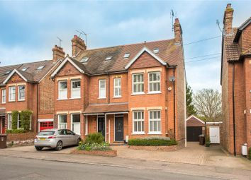 Thumbnail 5 bed semi-detached house for sale in Ox Lane, Harpenden, Hertfordshire