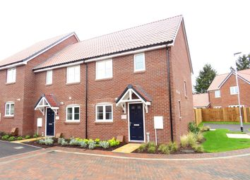 March Road, Wimblington, March PE15. 2 bed semi-detached house for sale