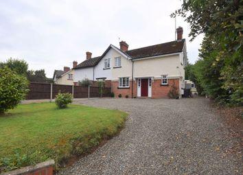 Thumbnail 3 bed semi-detached house for sale in Bromyard Road, Tenbury Wells