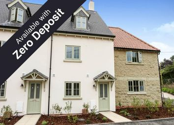 Thumbnail 3 bed town house to rent in Factory Hill, Bourton, Gillingham