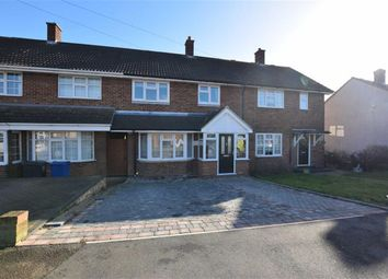 Thumbnail 3 bed terraced house for sale in Abbotts Drive, Stanford-Le-Hope, Essex