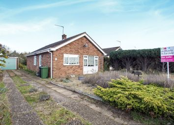 Thumbnail 2 bed detached bungalow for sale in Ingleby Close, Heacham, King's Lynn