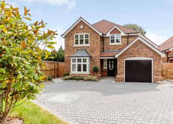 Thumbnail 4 bed detached house for sale in Pipers Close, Cobham