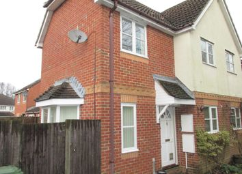 Thumbnail 1 bedroom terraced house for sale in Collett Close, Hedge End, Southampton