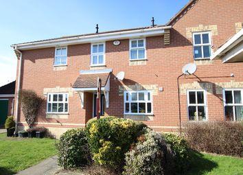 Thumbnail 2 bed terraced house for sale in Mulberry Gardens, Gt Blakenham, Ipswich, Suffolk