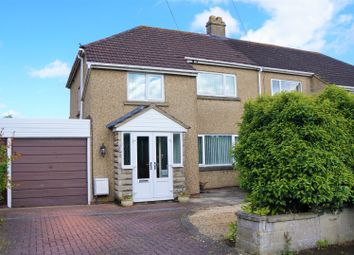 Thumbnail 3 bed semi-detached house for sale in Jefferies Avenue, Swindon