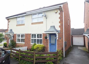 Thumbnail 2 bed semi-detached house for sale in Ansell Drive, Longford, Coventry