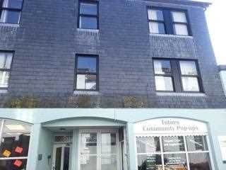 Thumbnail 2 bed flat for sale in Catherine House, Ticklemore Street, Totnes