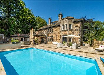 Thumbnail 6 bed detached house for sale in Mckinnell Lodge, Ripley Road, Knaresborough, North Yorkshire