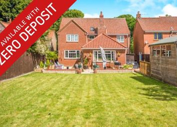 Thumbnail 4 bedroom property to rent in The Street, Gooderstone, King's Lynn