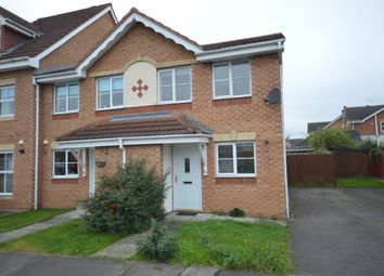 Thumbnail 2 bed semi-detached house to rent in Goodwood Way, Lincoln