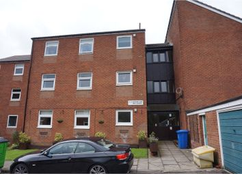 Thumbnail 2 bed flat for sale in Great Howarth, Rochdale