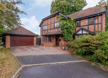 5 bed detached house for sale in Dartnell Court, West Byfleet KT14