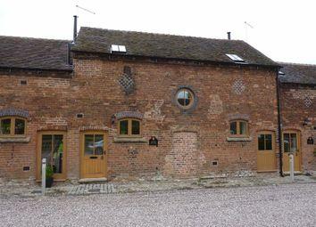 Thumbnail 3 bedroom barn conversion to rent in Jack Lane, Weston, Crewe