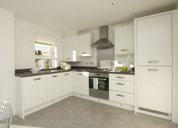 """Thumbnail 3 bedroom semi-detached house for sale in """"Finchley"""" at Broughton Crossing, Broughton, Aylesbury"""