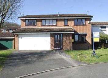 Thumbnail 5 bedroom detached house for sale in Wallbrook Avenue, Billinge