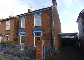 Thumbnail 3 bedroom detached house for sale in Salisbury Road, Ipswich